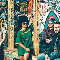 Sweet sounds: the Seratones