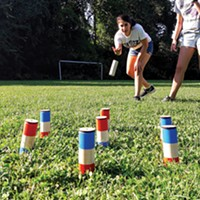 Inventor hopes his new game will replace cornhole in backyards and at tailgates across the country …  or at least Pittsburgh