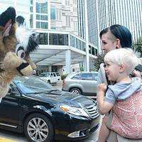 Anthrocon, winner of Best Local Annual Convention