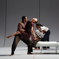 Bill T. Jones/Arnie Zane Company's <i>Analogy/Dora: Tramontane</i>