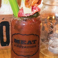 Meat and Potatoes, winner of Best Bloody Mary