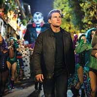 Jack Reacher (Tom Cruise), always followed by danger