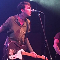 Joyce Manor rocks the Rex with support from the Hotelier and Crying