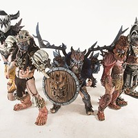 For GWAR, touring is an exercise in managed chaos