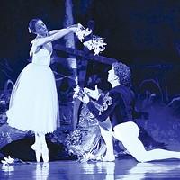 Alexandra Kochis and Christopher Budznyski in Pittsburgh Ballet Theatre's <i>Giselle</i>