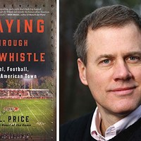 <i>Sports Illustrated</i> writer S.L. Price paints a beautiful, painful portrait of Aliquippa and its football program in <i>Playing Through the Whistle</i>