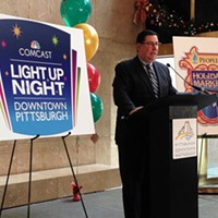Light Up Night 2016 schedule announced, pedestrian improvements and green-energy installation among changes