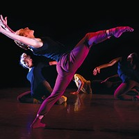 Conservatory Dance Company dancers