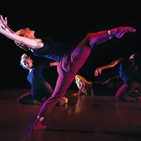 Conservatory Dance Company dancers