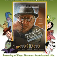 Pioneering Disney animator Floyd Norman visits Pittsburgh tomorrow for screening, talk