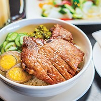 Café 33, in Squirrel Hill, brings Taiwanese cuisine to Pittsburgh