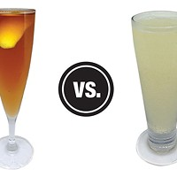 <i>Pittsburgh City Paper</i> Booze Battles: Butcher and the Rye vs. The Allegheny Wine Mixer