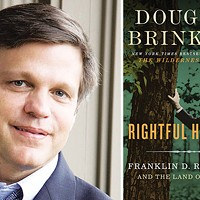 Historian Douglas Brinkley talks about Franklin Roosevelt's environmental ethic