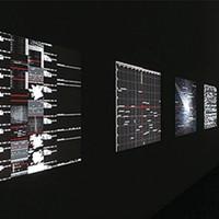 Ryoji Ikeda's DATA MATRIX