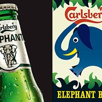 Elephant by Carlsberg