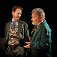 <i>Three Days in the Country</i> at Kinetic Theatre Co.
