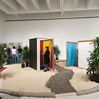 Step inside: installation view of <em>Hélio Oiticica: To Organize Delirium </em>