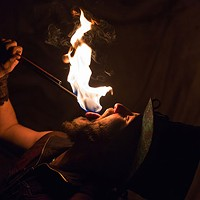 Weird Pittsburgh: Blaming the bartender; like a house afire; naked ambition in Bradford