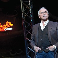 Rocky Bleier in <i>The Play</i> at Pittsburgh Public Theater