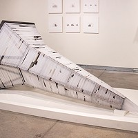 """Seth Clark and Jason Forck's """"Glass Spire"""""""
