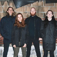 Code Orange continues its no-holds-barred takeover with local celebration of <i>Forever</i>