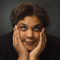 Author Roxanne Gay, March 6