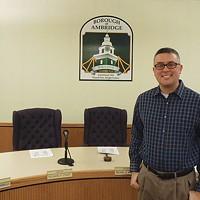Ambridge Borough Manager Joe Kauer