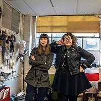 Prototype co-founders Erin Oldynski and Louise Larson