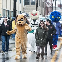 Animal Rescue League moves animals to new shelter during Moving of the Animals Parade