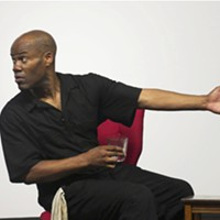 Playwright and actor on his play about race, opening Friday at Pittsburgh's August Wilson Center