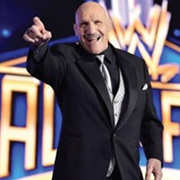 Why should we fight back against current travel restrictions? Two words: Bruno Sammartino.