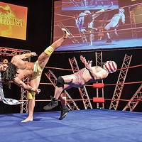 Tickets still left for tonight's 'Chad Deity' performance at Pittsburgh's barebones productions