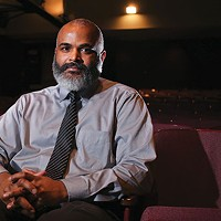 Germaine Williams, the new CEO of Pittsburgh Filmmakers/Pittsburgh Center for the Arts