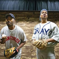 <i>Josh: The Black Babe Ruth</i> at New Horizon