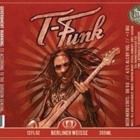 T-Funk, Full Pint Brewing Company