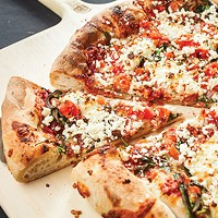 Bado's Pizza Grill and Ale House, in Mount Lebanon, stays the course