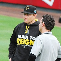 Former Pirates closer Mark Melancon