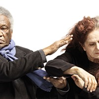 Beth Corning and dance legend Donald Byrd ask <i>WHAT'S MISSING?</i>