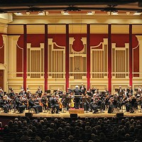 Pittsburgh Symphony Orchestra at work