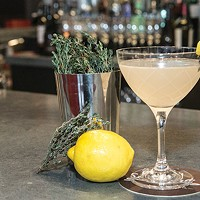 Union Standard's Promenade: Boyd & Blair with lavender and lemon
