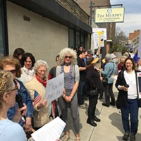 Constituents call for U.S. Rep. Tim Murphy to support investigation into Trump ties to Russia