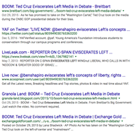 Screenshot from Google.com