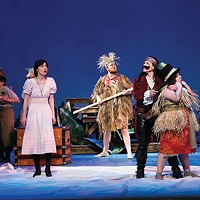 <i>Peter and the Starcatcher</i> at Pitt Stages