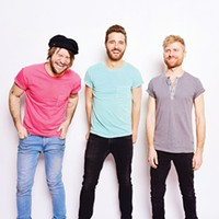 With no record label, a liberated Jukebox The Ghost leans in to a poppier sound