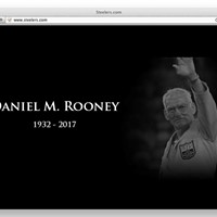 Pittsburgh Steelers Owner Dan Rooney dies at age 84; Twitter reactions