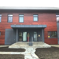 Squirrel Hill couple's new house advances the local passive-house movement