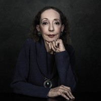 Joyce Carol Oates speaks in Pittsburgh