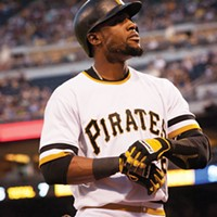 Starling Marte, Omar Moreno, Lee Lacy highlight the middle of the order of the Pittsburgh Pirates' 30 greatest outfielders