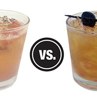 <i>Pittsburgh City Paper</i> Booze Battles: Six Penn Kitchen vs. Club Café