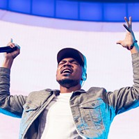 Chance the Rapper performs at PPG Paints Arena on Sat., May 20.